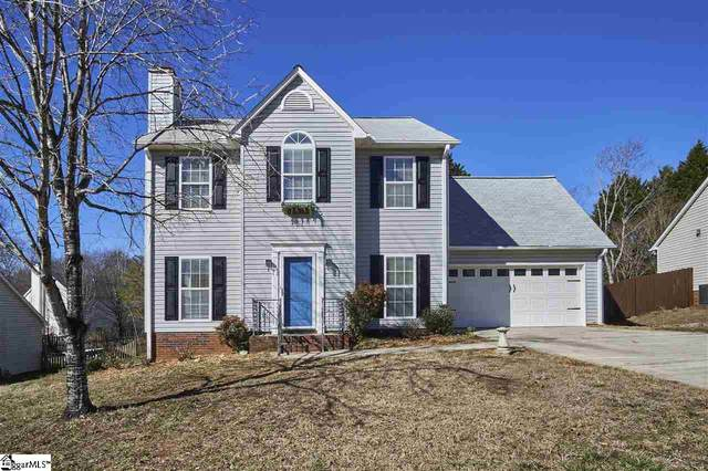 154 Fawnbrook Drive, Greer, SC 29650 (MLS #1435705) :: Prime Realty