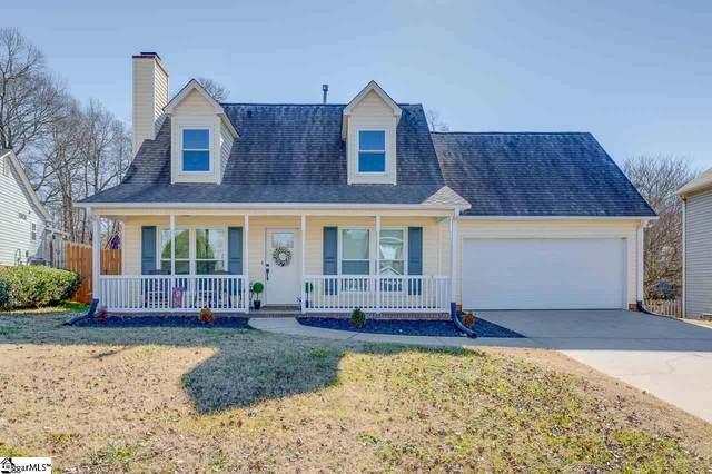 221 Twin Falls Drive, Simpsonville, SC 29680 (#1435709) :: Green Arc Properties