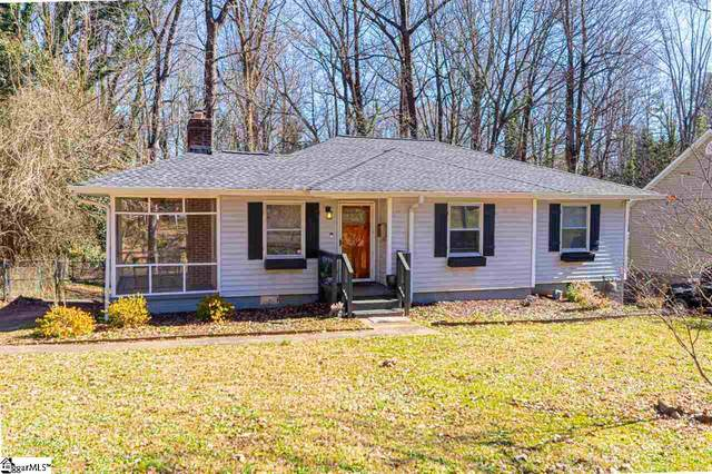 125 Wilshire Drive, Greenville, SC 29609 (#1435712) :: The Toates Team