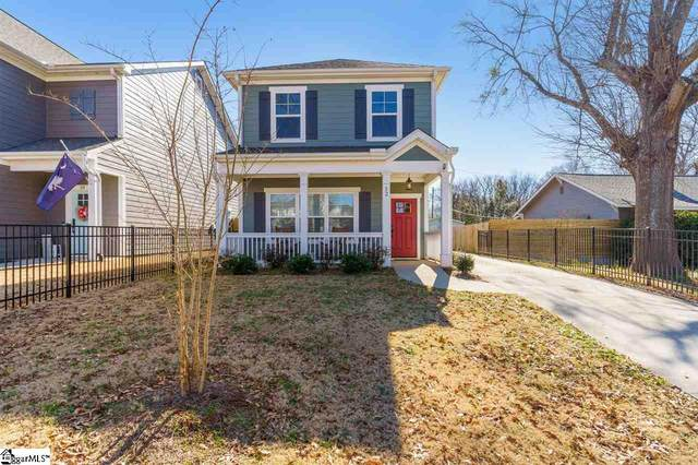 12 Dorsey Boulevard, Greenville, SC 29611 (#1435739) :: Coldwell Banker Caine