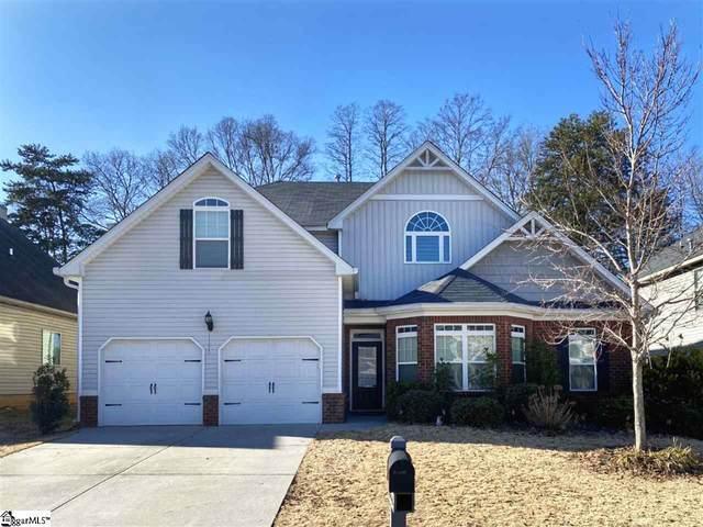 273 Oak Branch Drive, Simpsonville, SC 29681 (#1435740) :: Green Arc Properties