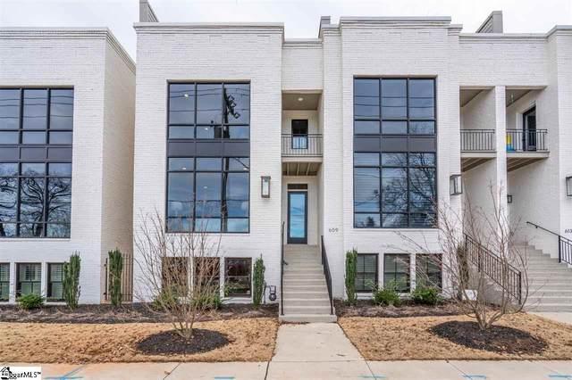609 Arlington Avenue, Greenville, SC 29601 (#1435798) :: Dabney & Partners
