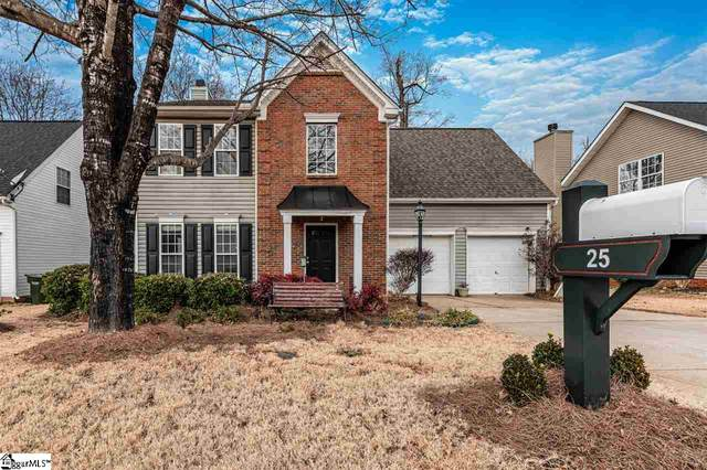 25 Valley Glen Court, Greer, SC 29650 (#1435819) :: Coldwell Banker Caine