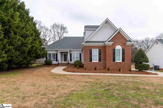5 Alcott Court, Simpsonville, SC 29681 (#1435820) :: Hamilton & Co. of Keller Williams Greenville Upstate