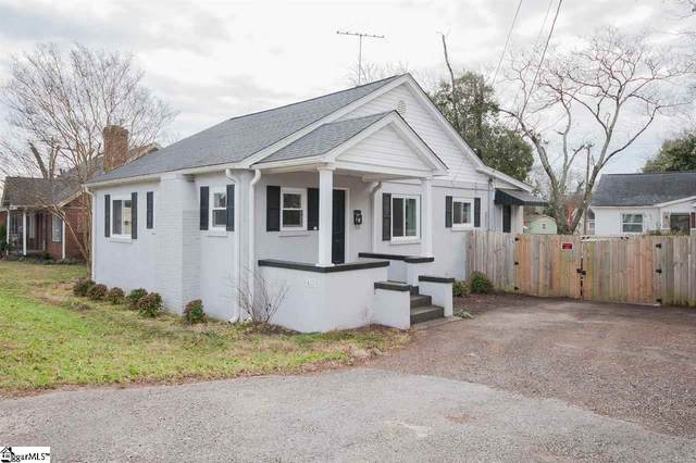 422 E Blue Ridge Drive, Greenville, SC 29609 (#1435825) :: The Toates Team