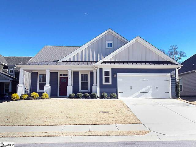 240 Coronet Lane, Taylors, SC 29687 (#1435834) :: Coldwell Banker Caine