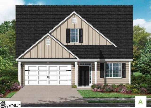 4 Bucklick Creek Court, Simpsonville, SC 29680 (#1435841) :: Coldwell Banker Caine
