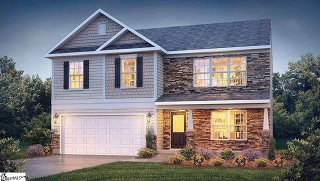 12 Corbel Drive, Greer, SC 29650 (#1435856) :: Coldwell Banker Caine