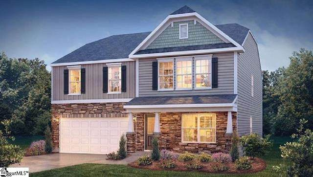 8 Corbel Drive, Greer, SC 29650 (#1435858) :: Coldwell Banker Caine