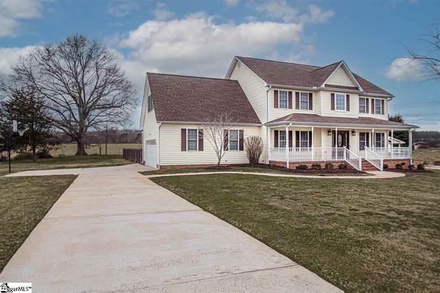 207 Legacy Farm Drive, Fountain Inn, SC 29644 (#1435880) :: Coldwell Banker Caine