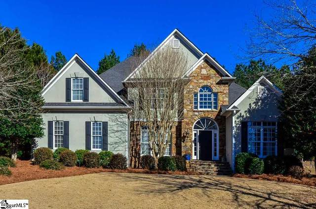 622 Innisbrook Lane, Spartanburg, SC 29306 (#1435882) :: Hamilton & Co. of Keller Williams Greenville Upstate