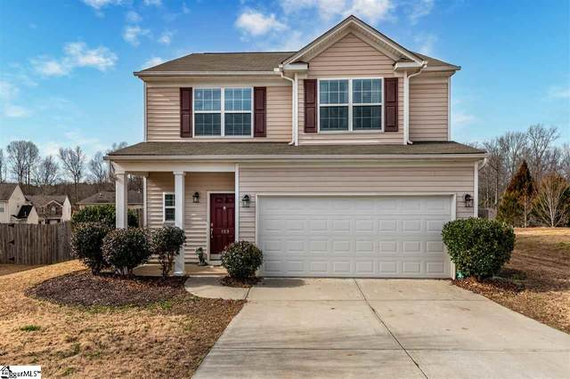 109 Gibby Lane, Simpsonville, SC 29681 (#1435885) :: Hamilton & Co. of Keller Williams Greenville Upstate