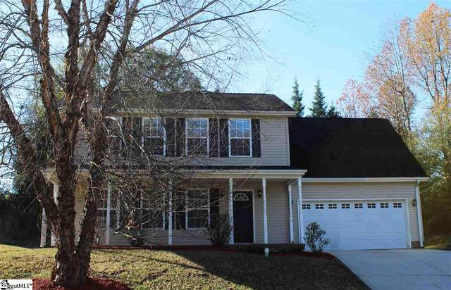 211 Two Gait Lane, Simpsonville, SC 29680 (#1435937) :: Coldwell Banker Caine