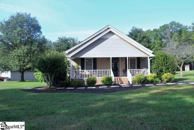 620 Burns Road, Greer, SC 29651 (#1435963) :: The Toates Team