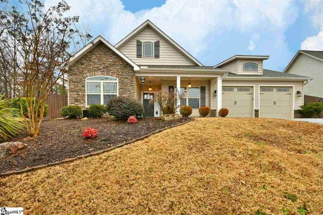 10 Gamesford Court, Simpsonville, SC 29680 (#1435972) :: Coldwell Banker Caine