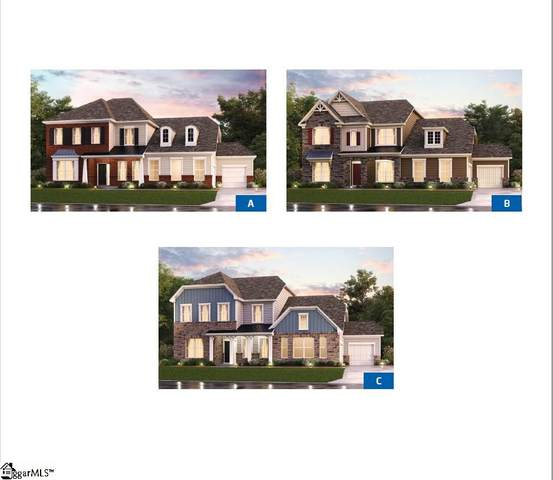 216 Brandau Lane, Simpsonville, SC 29680 (#1435973) :: Hamilton & Co. of Keller Williams Greenville Upstate