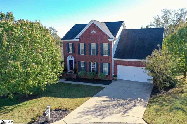 505 Bayberry Ridge Court, Greer, SC 29651 (#1435974) :: Expert Real Estate Team