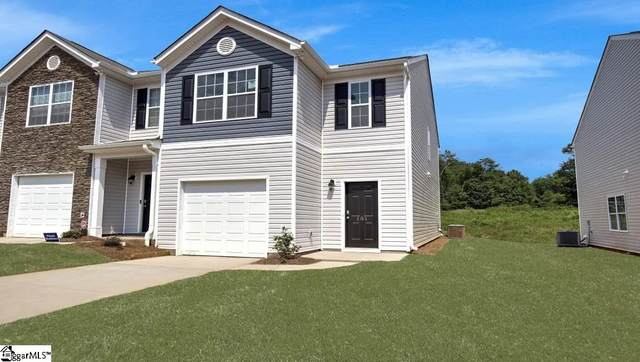 1348 Wunder Way Lot 114, Boiling Springs, SC 29316 (#1436006) :: Coldwell Banker Caine