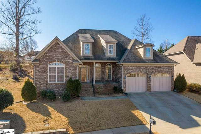 14 Double Crest Drive, Taylors, SC 29687 (#1436007) :: Coldwell Banker Caine