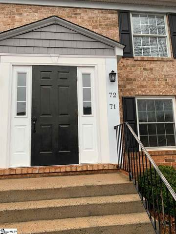 925 Cleveland Street #72, Greenville, SC 29601 (#1436018) :: Coldwell Banker Caine
