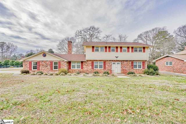 418 Adams Mill Road, Mauldin, SC 29662 (#1436026) :: Coldwell Banker Caine