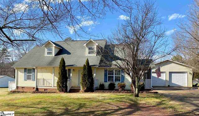 229 Lewis Road, Williamston, SC 29697 (#1436037) :: Coldwell Banker Caine