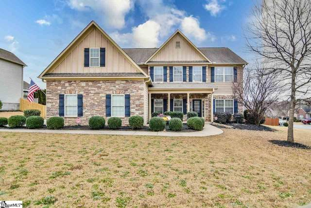 14 Copperdale Drive, Simpsonville, SC 29681 (#1436048) :: Hamilton & Co. of Keller Williams Greenville Upstate