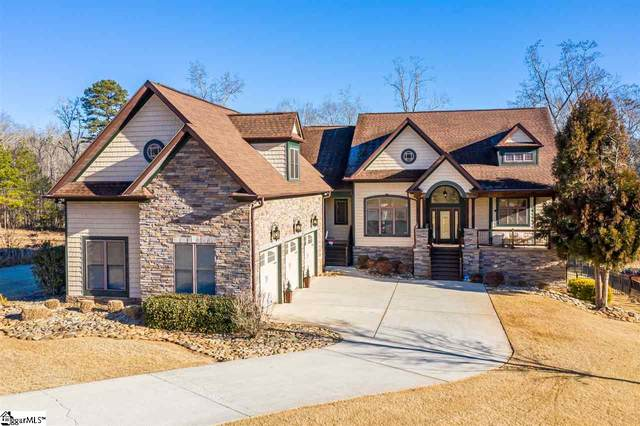 118 Cliftons Landing Drive, Anderson, SC 29625 (#1436064) :: Hamilton & Co. of Keller Williams Greenville Upstate