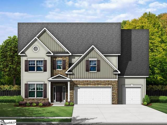 308 Carriage Hill Drive #60, Easley, SC 29642 (#1436074) :: Coldwell Banker Caine