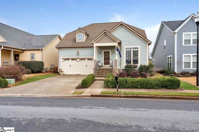 108 Lawndale Drive, Greer, SC 29651 (#1436082) :: Hamilton & Co. of Keller Williams Greenville Upstate