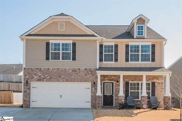 117 Hartwood Lake Drive, Greer, SC 29650 (#1436091) :: Expert Real Estate Team