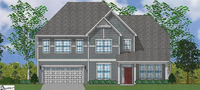 17 Caventon Drive, Simpsonville, SC 29681 (#1436095) :: Hamilton & Co. of Keller Williams Greenville Upstate