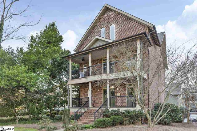 204 E Park Avenue Unit 103, Greenville, SC 29601 (#1436098) :: Modern