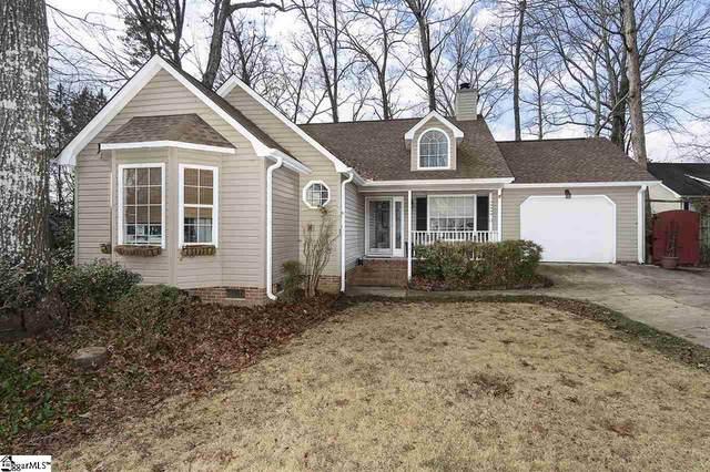 9 Glenrock Lane, Simpsonville, SC 29681 (#1436107) :: Hamilton & Co. of Keller Williams Greenville Upstate