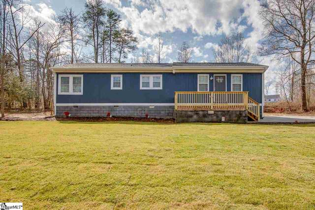 1126 Lake Cunningham Road, Greer, SC 29651 (#1436136) :: Coldwell Banker Caine