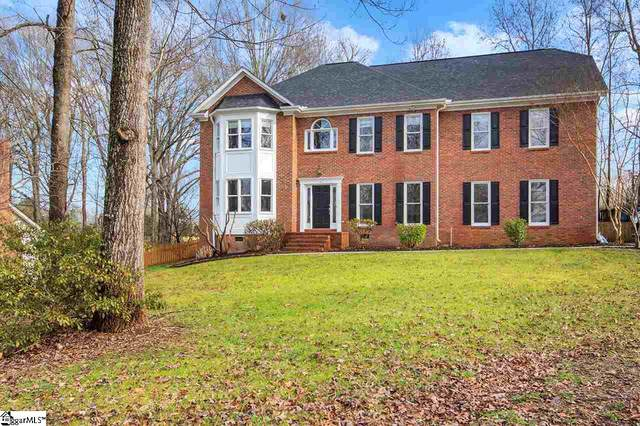 8 Circle Slope Court, Simpsonville, SC 29681 (#1436138) :: Hamilton & Co. of Keller Williams Greenville Upstate