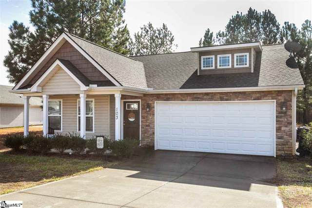 103 Soaring Hawk Court, Anderson, SC 29621 (#1436158) :: The Haro Group of Keller Williams