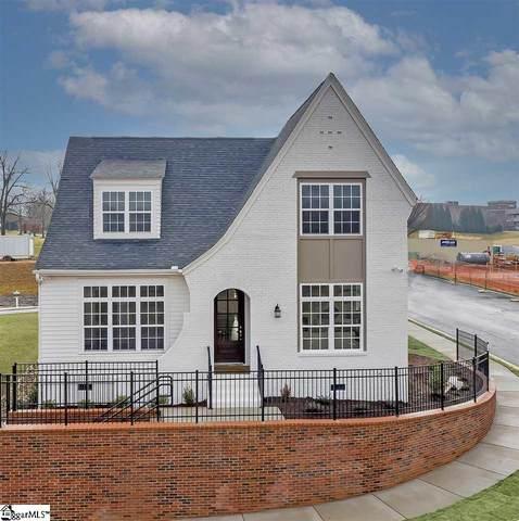 251 Morgan Silver Drive, Spartanburg, SC 29302 (#1436182) :: Green Arc Properties