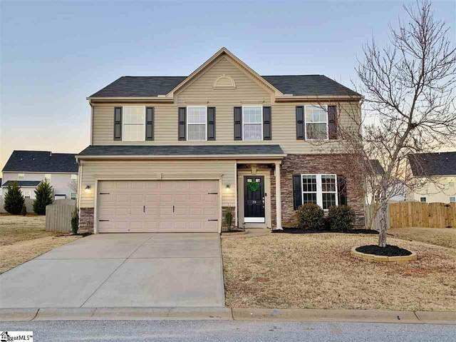 39 Young Harris Drive, Simpsonville, SC 29681 (#1436190) :: Hamilton & Co. of Keller Williams Greenville Upstate