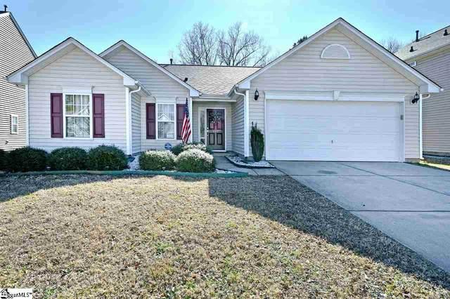 669 Timber Walk Drive, Simpsonville, SC 29681 (#1436214) :: Expert Real Estate Team