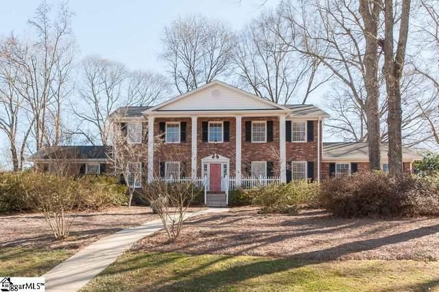 119 Dumbarton Avenue, Simpsonville, SC 29681 (#1436227) :: Hamilton & Co. of Keller Williams Greenville Upstate