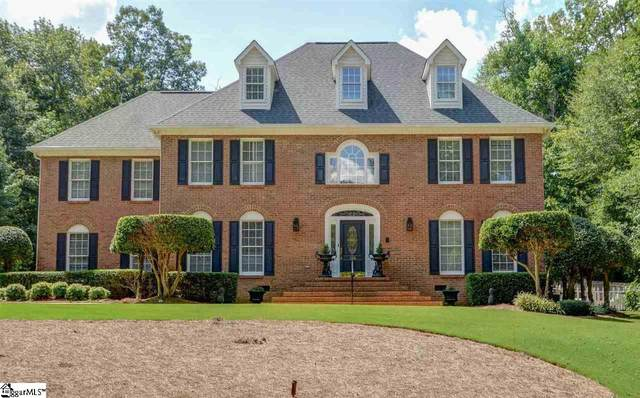 104 Timberstone Way, Simpsonville, SC 29681 (#1436229) :: DeYoung & Company