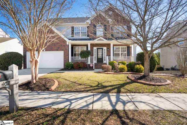 402 Eelgrass Court, Simpsonville, SC 29680 (#1436233) :: Coldwell Banker Caine