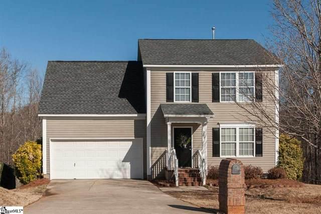 203 Hampton Ridge Drive, Greer, SC 29651 (#1436235) :: Expert Real Estate Team