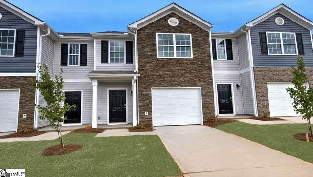 1360 Wunder Way Lot 109, Boiling Springs, SC 29316 (#1436239) :: Coldwell Banker Caine