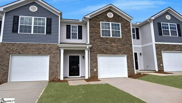 1350 Wunder Way Lot 113, Boiling Springs, SC 29316 (#1436241) :: Coldwell Banker Caine