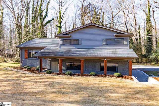 128 Bellview Drive, Taylors, SC 29687 (#1436242) :: Hamilton & Co. of Keller Williams Greenville Upstate