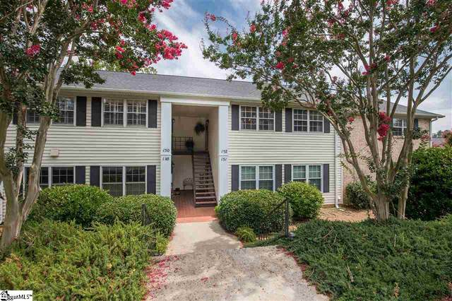 925 Cleveland Street Unit 152, Greenville, SC 29601 (#1436257) :: DeYoung & Company