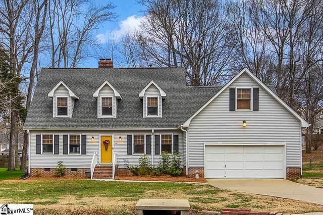 410 Spring Meadow Road, Simpsonville, SC 29680 (#1436266) :: Hamilton & Co. of Keller Williams Greenville Upstate