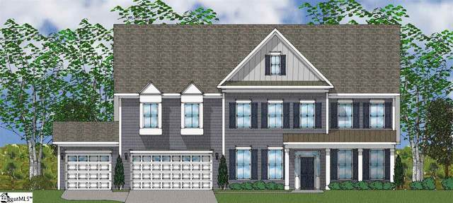 148 Scotts Bluff Drive Lot #40, Simpsonville, SC 29681 (#1436270) :: Modern